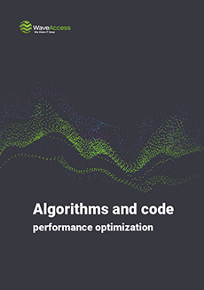 Algorithm and code performance optimization