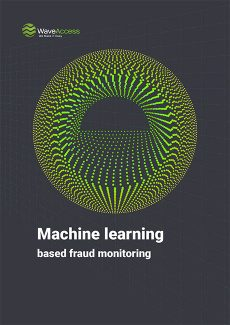 Machine learning based fraud monitoring