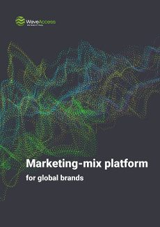 Marketing-mix platform for global brands