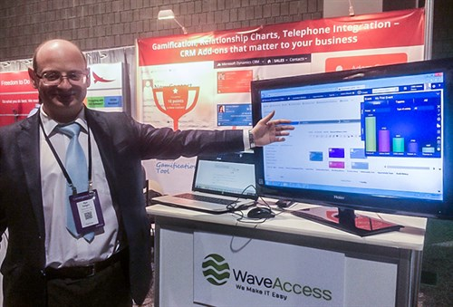 Waveaccess Gamification Demo, Waveaccess Dynamics CRM Gamification Tool, WaveAccess, MS CRM, MS Dynamics CRM, Microsoft Convergence 2015, WaveAccess CRM Gamification Tool,MS CRM add-ons, WaveAccess, MS CRM, MS Dynamics CRM, Microsoft Convergence 2015, Atlanta, Convergence 2015, Conv15